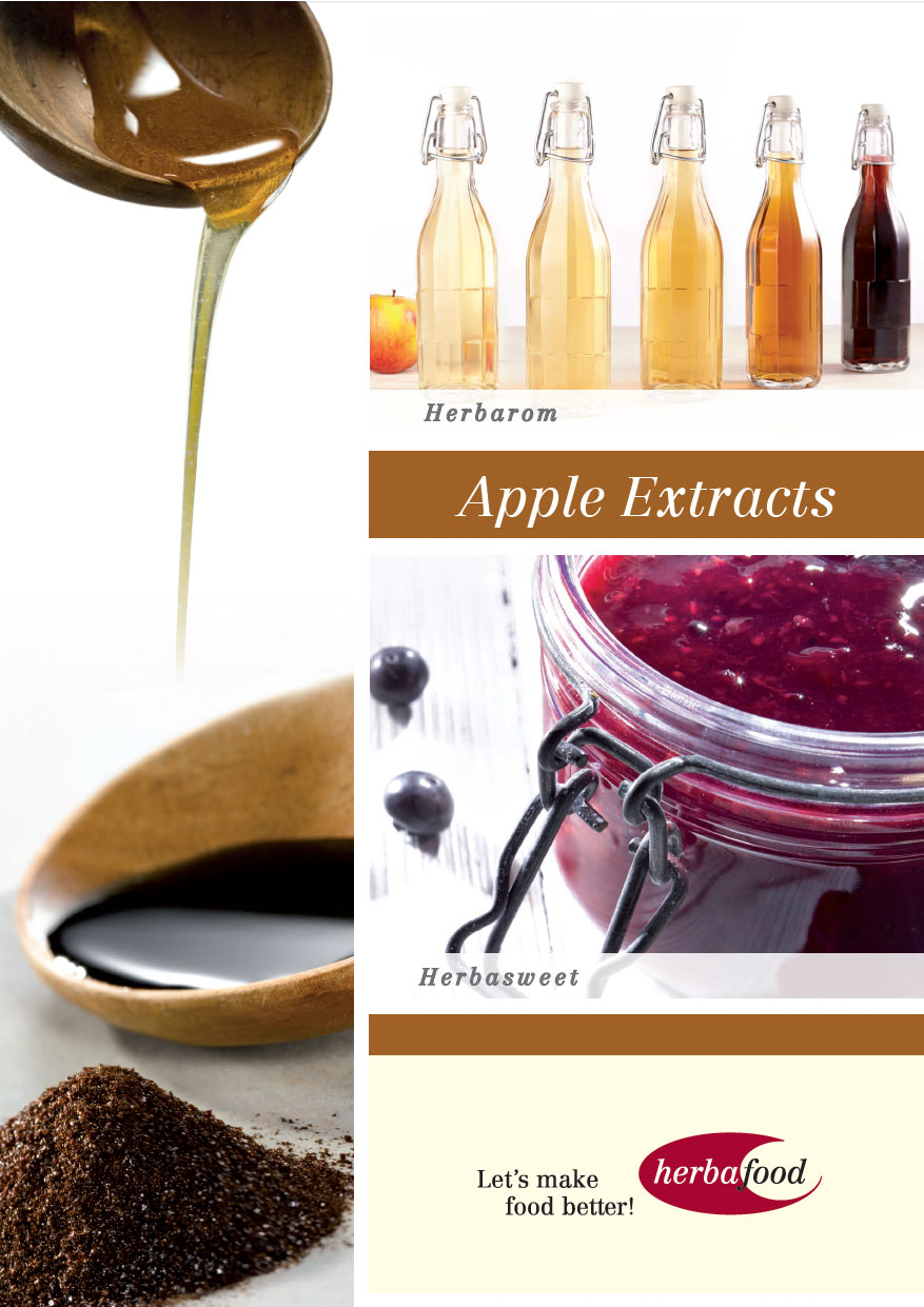 Brochure: Apple Extracts   Format: PDF Size: approx. 2 MB