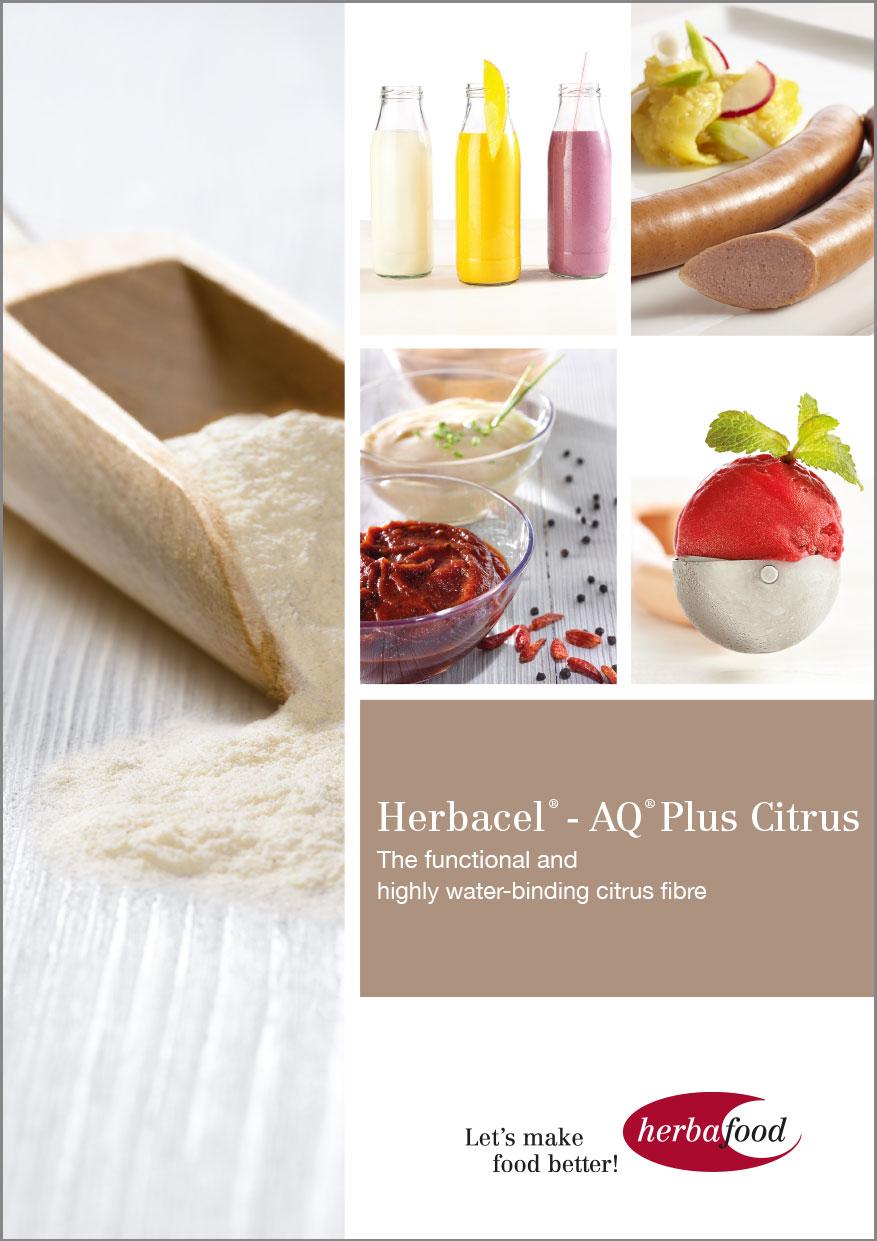 Herbacel®-AQ® Plus Citrus   Format: PDF Size: approx. 1.0 MB