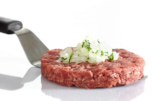 Ground meat preparations