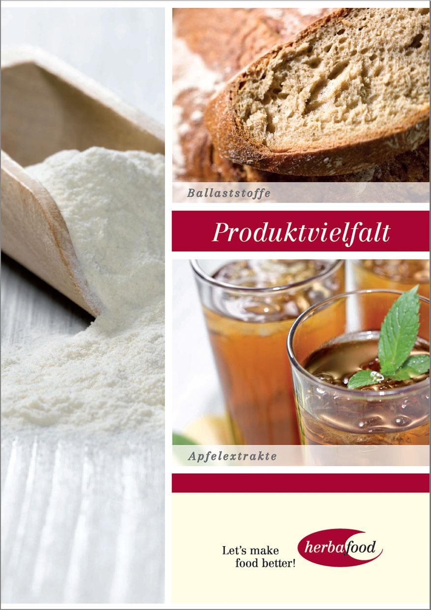 Imagebroschüre: Herbafood  Format: PDF Größe: ca. 3 MB