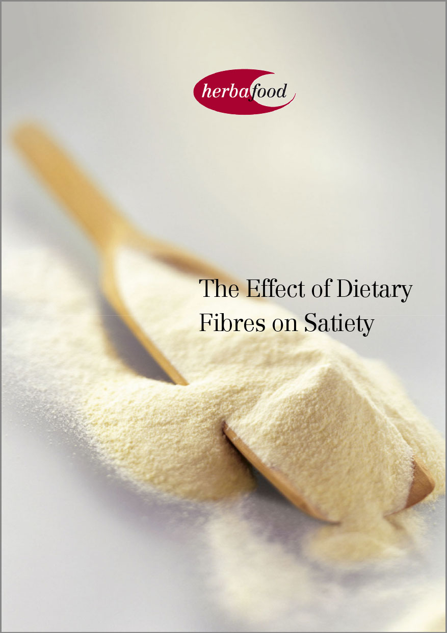 The Effect of Dietary Fibres on Satiety  Format: PDF - Size: approx. 0.1 MB