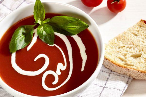 Suppen und Instant-Suppen