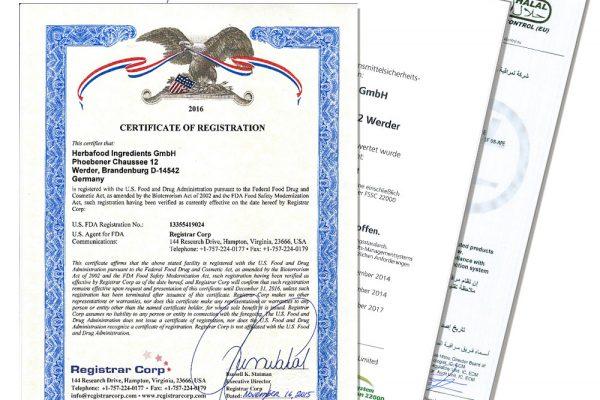 Kosher-Zertifikat