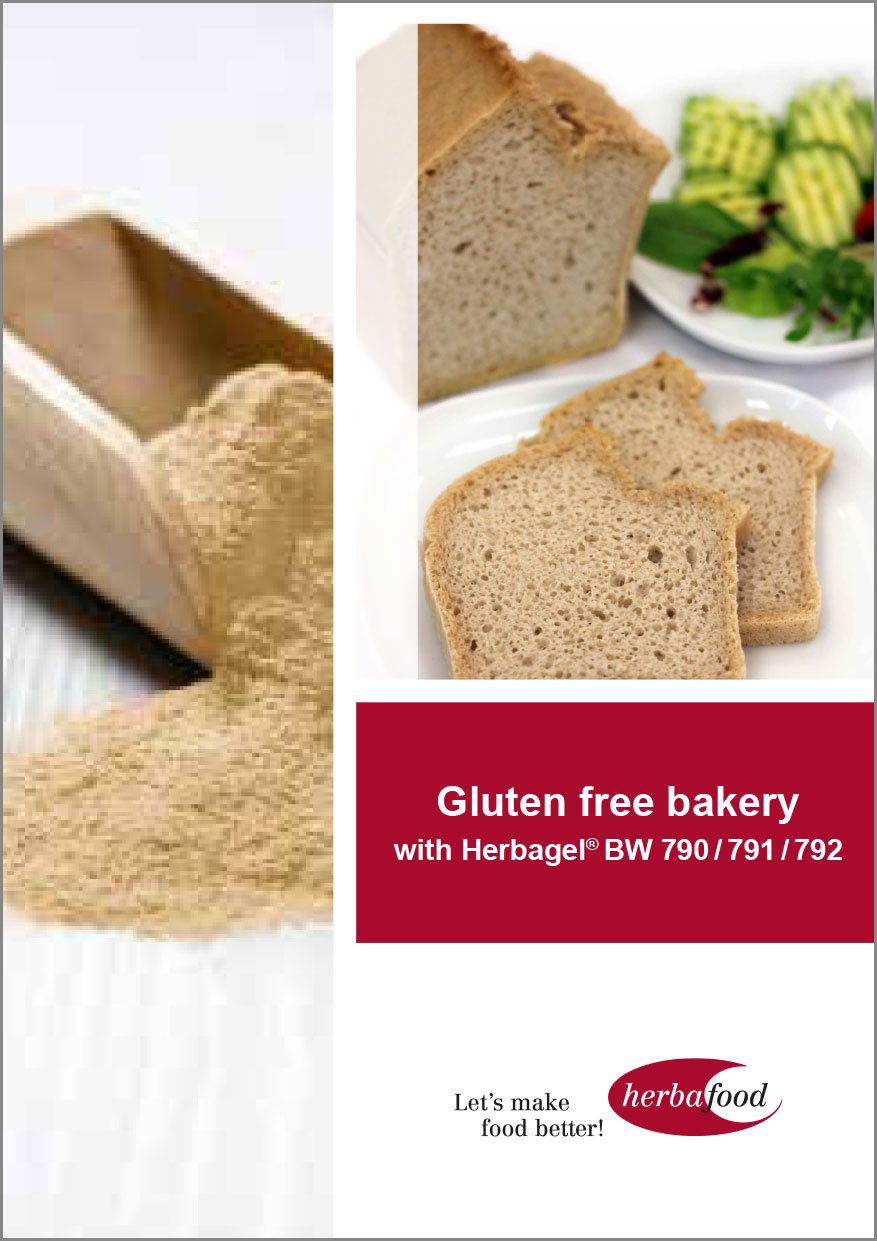 Gluten free bakery with Herbagel® BW   Format: PDF - Size: ca. 1.0 MB