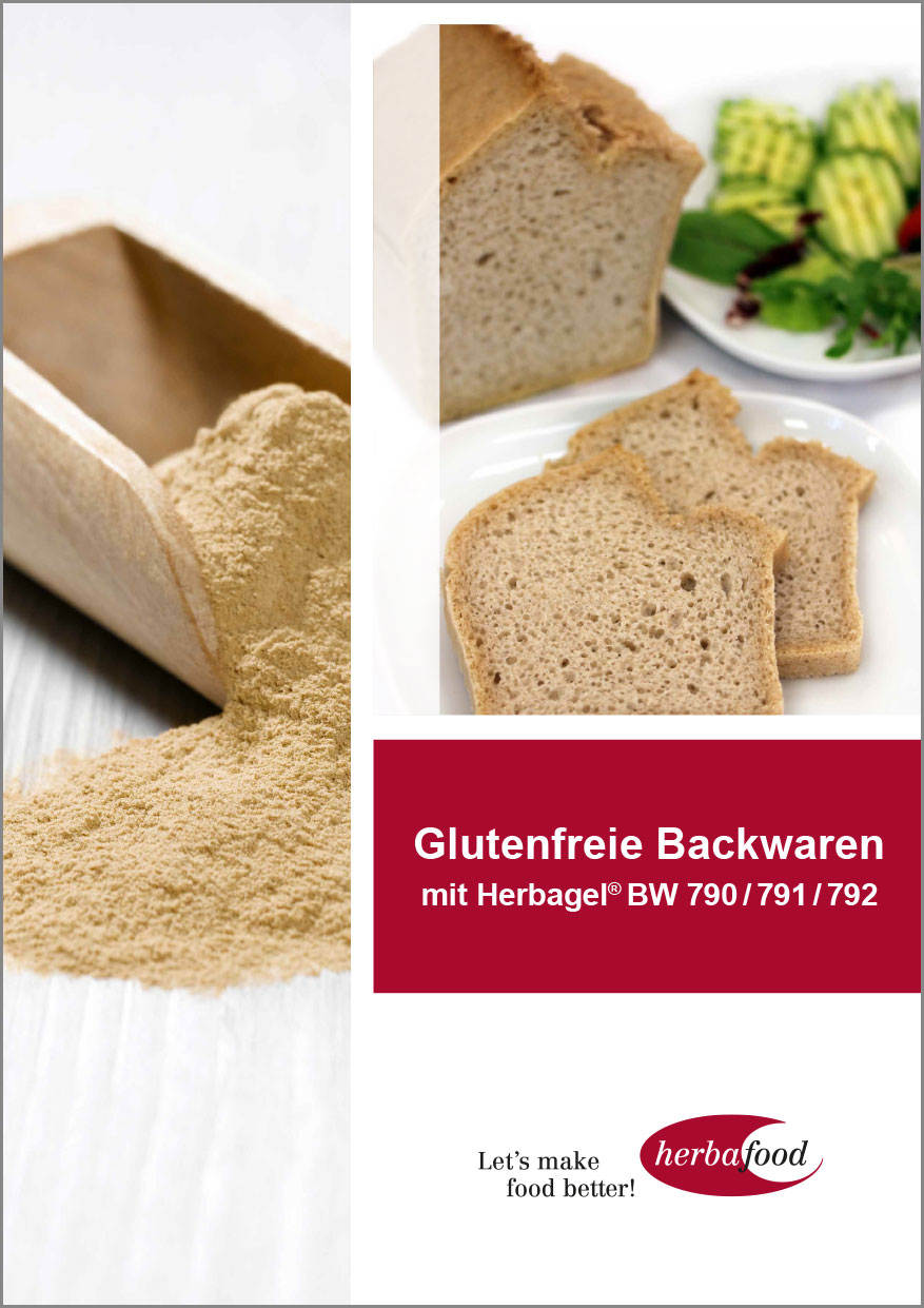 Glutenfreie Backwaren mit Herbagel® BW  Format: PDF-Größe: ca. 1,0 MB