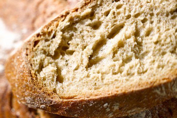 Weizenbasierte Brote