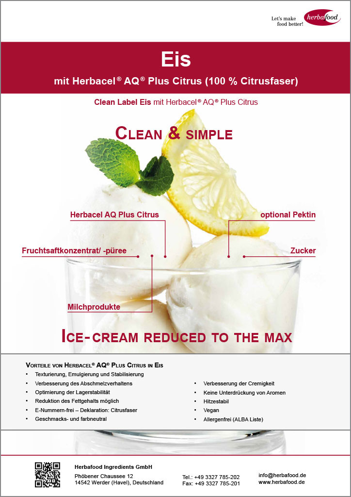 Herbacel® AQ® Plus Citrus – Eis (Format: PDF – Größe 359 KB)